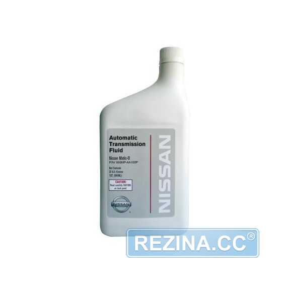 Трансмиссионное масло NISSAN Matic Fluid D - rezina.cc