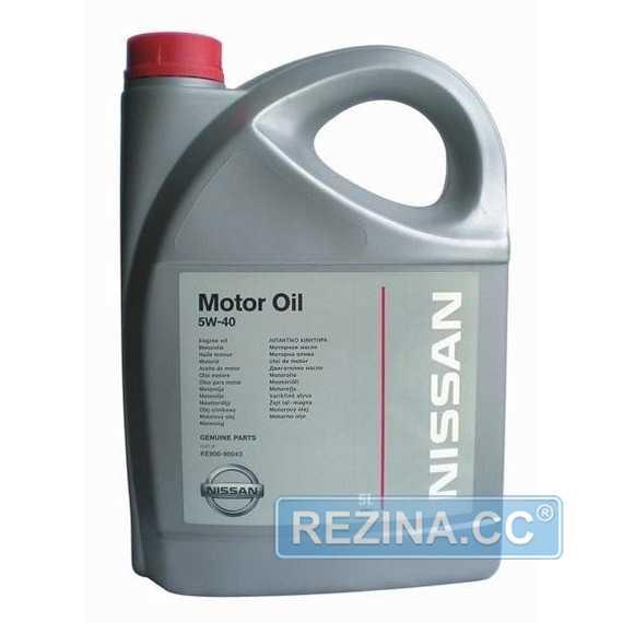 Моторное масло NISSAN Motor Oil - rezina.cc