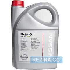 Купить Моторное масло NISSAN Motor Oil 5W-30 DPF (5л)