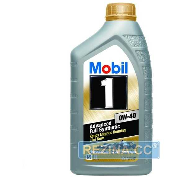 Моторное масло MOBIL 1 0W-40 - rezina.cc
