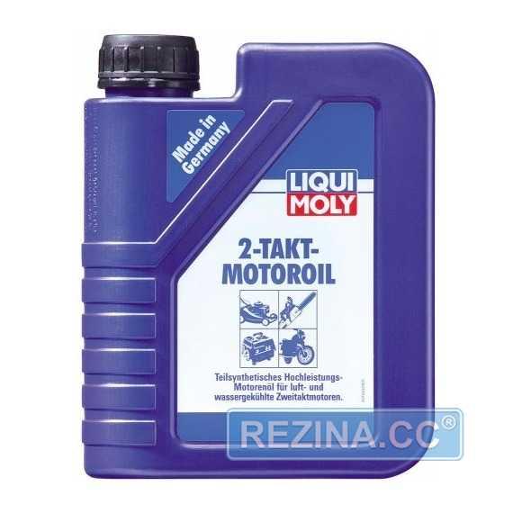 Моторное масло LIQUI MOLY 2-Takt-Motoroil - rezina.cc
