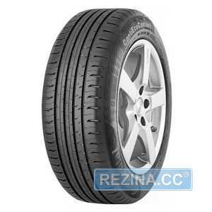 Купить Летняя шина CONTINENTAL ContiEcoContact 5 165/70R14 85T