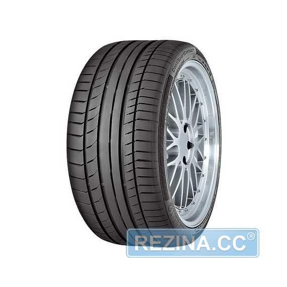 Летняя шина CONTINENTAL ContiSportContact 5P Run Flat - rezina.cc
