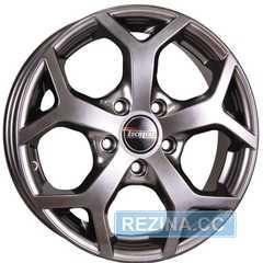 Купить TECHLINE 511 HB R15 W6 PCD5x108 ET52.5 DIA63.4