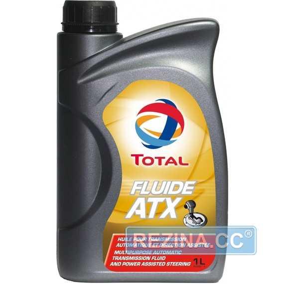 Трансмиссионное масло TOTAL Fluide ATX - rezina.cc