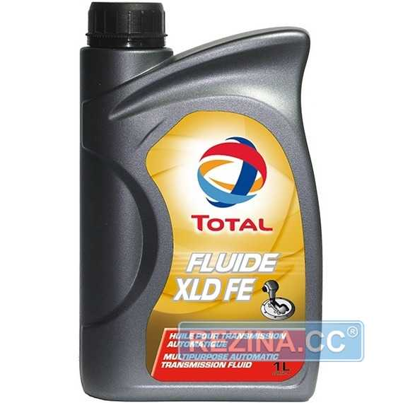 Трансмиссионное масло TOTAL Fluide XLD FE - rezina.cc