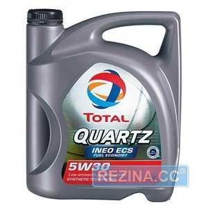 Купить Моторное масло TOTAL QUARTZ Ineo Ecs 5W-30 (5л)