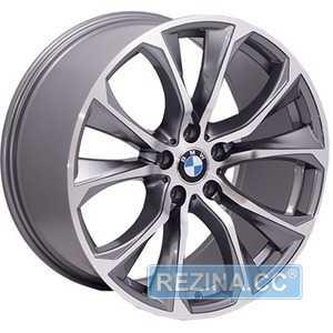 Купить ZW BK 923 GP R20 W10.0 PCD5X120 ET40 DIA74.1