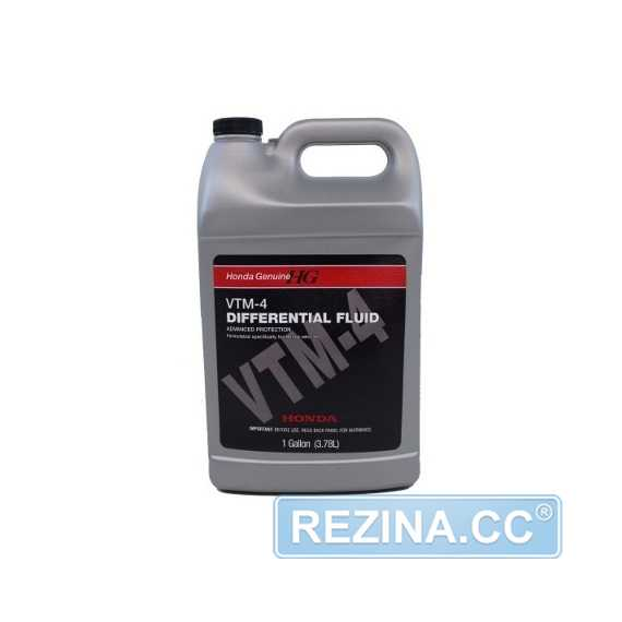 Трансмиссионное масло HONDA VTM-4 - rezina.cc