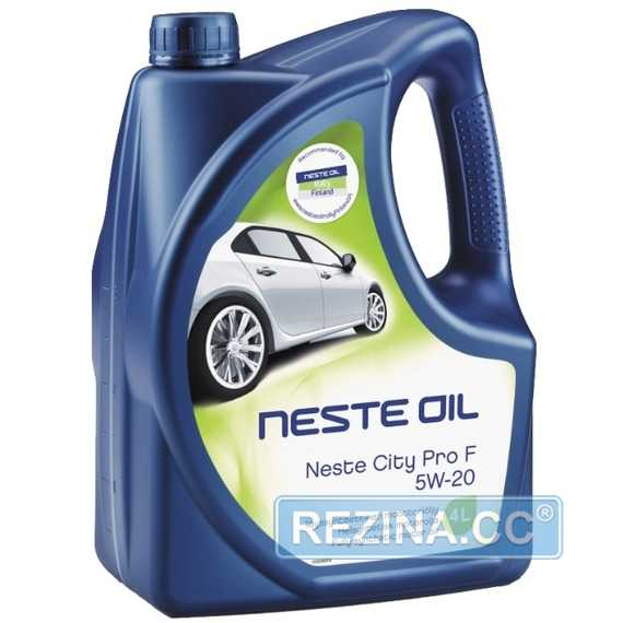 Моторное масло NESTE City Pro F - rezina.cc