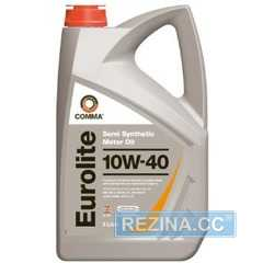 Моторное масло COMMA EUROLITE - rezina.cc