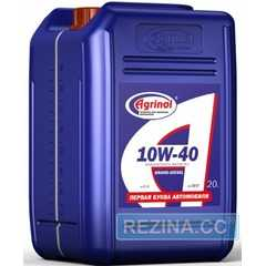Моторное масло AGRINOL Grand-Diesel 10W-40 Ci-4 - rezina.cc