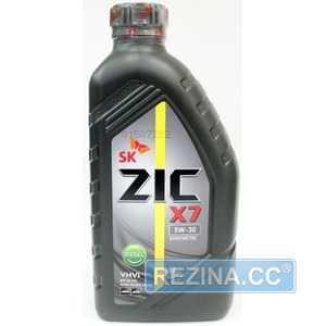 Купить Моторное масло ZIC X7 Diesel 5W-30 (1л)