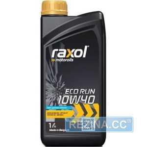 Купить Моторное масло RAXOL Eco Run 10W-40 (1л)