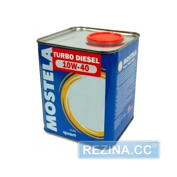 Моторное масло MOSTELA Diesel - rezina.cc