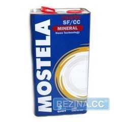 Моторное масло MOSTELA Mineral - rezina.cc