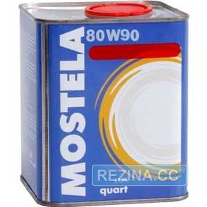 Купить Трансмиссионное масло MOSTELA GL-5 80W-90 (1л)