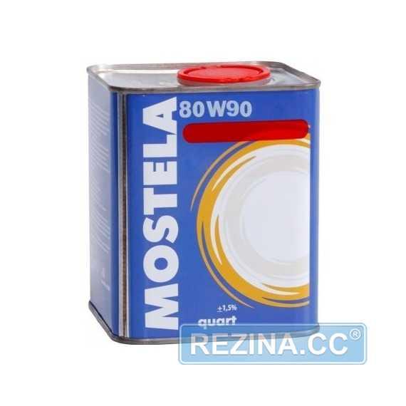Трансмиссионное масло MOSTELA GL-5 - rezina.cc