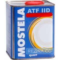 Трансмиссионное масло MOSTELA ATF IID - rezina.cc