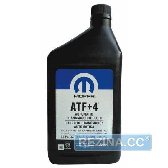 Трансмиссионное масло MOPAR ATF - rezina.cc