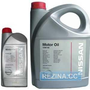 Купить Моторное масло NISSAN Motor Oil 10W-40 SL/CF (5л)