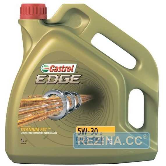 Моторное масло CASTROL Edge LL - rezina.cc