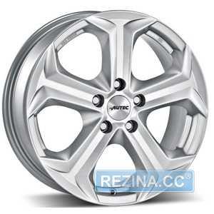 Купить AUTEC Xenos Brillantsilber R18 W8.5 PCD5x120 ET46 DIA74.1