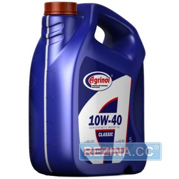 Трансмиссионное масло AGRINOL Classic - rezina.cc