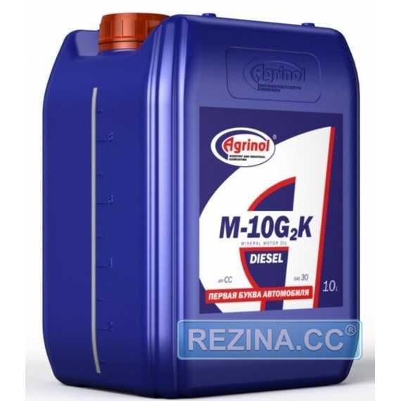 Моторное масло AGRINOL М-10Г2к - rezina.cc