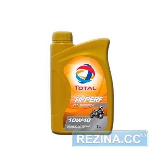 Моторное масло TOTAL HI PERF 4T Sport - rezina.cc
