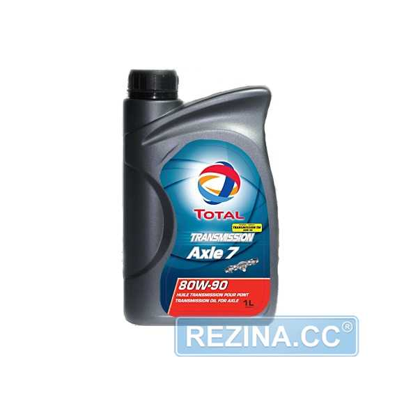 Трансмиссионное масло TOTAL Transmission AXLE 7 - rezina.cc