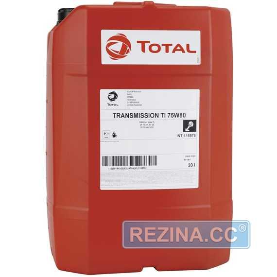 Трансмиссионное масло TOTAL Transmission Gear 8 FE - rezina.cc
