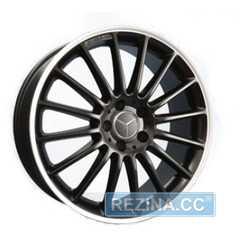 Купить REPLICA MR724 MBL R19 W8 PCD5x112 ET45 DIA66.6