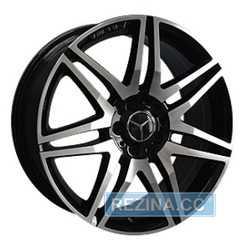 Купить REPLICA MR863 BKF R18 W9 PCD5x112 ET38 DIA66.6