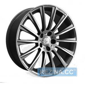 Купить REPLICA MR911 GMF R19 W9.5 PCD5x112 ET35 DIA66.6