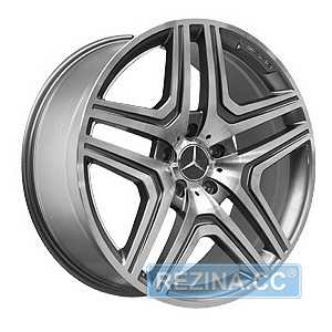 Купить REPLICA MR975 GMF R20 W10 PCD5x112 ET46 DIA66.6