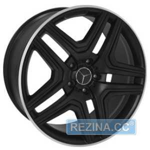Купить REPLICA MR975 MBL R21 W10 PCD5x130 ET50 DIA84.1