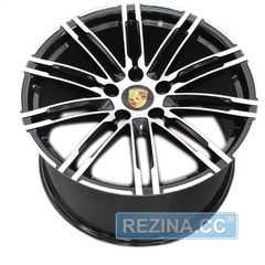 Купить REPLICA PR876 BKF R20 W11 PCD5x130 ET56 DIA71.6