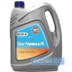 Купить Моторное масло GULF Formula FS 5W-30 (4л)