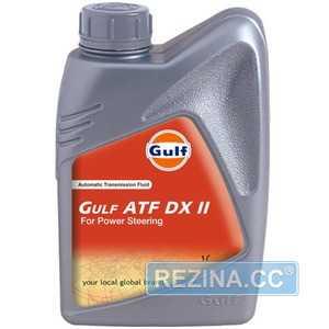 Купить Трансмиссионное масло GULF ATF DX II (1л)