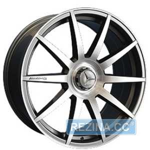 Купить REPLICA MR178 GMF R20 W8.5 PCD5x112 ET30 DIA66.6