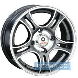 Купить VIANOR VR29 GMF R15 W6.5 PCD5x105 ET39 DIA56.6