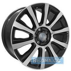 Купить REPLAY LR41 GMF R20 W9.5 PCD5x120 ET53 DIA72.6