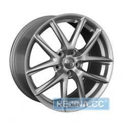 Купить REPLAY LX55 HPB R17 W7.5 PCD5x114.3 ET45 DIA60.1