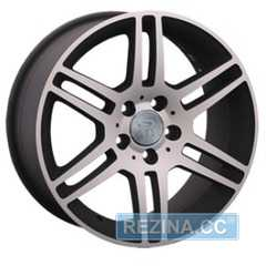 Купить REPLAY MR66 MBF R16 W7 PCD5x112 ET31 HUB66.6