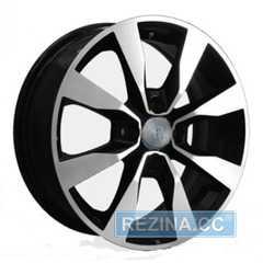 Купить REPLAY RN161 BKF R15 W6 PCD4x100 ET43 DIA60.1