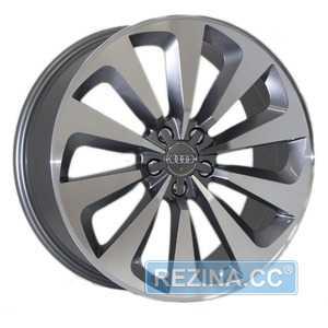 Купить REPLICA AUDI M248 MG R20 W8.5 PCD5x112 ET35 DIA66.6