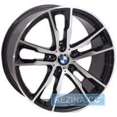 Купить REPLICA BMW BK5053 BP R20 W11 PCD5x120 ET37 DIA74.1