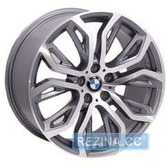 Купить REPLICA BMW BK510 GP R20 W9.5 PCD5x120 ET40 DIA74.1