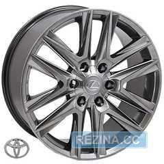 Купить REPLICA TOYOTA BK874 HB R20 W8.5 PCD6x139.7 ET25 DIA106.2
